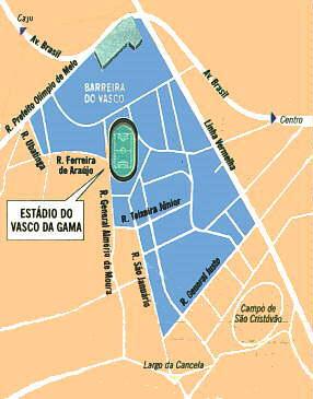 c4097164abd17 C. R. Vasco da Gama  Curiosidades