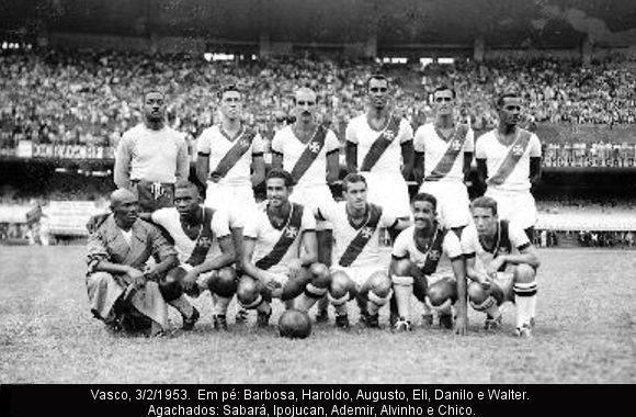 C. R. Vasco da Gama  Fotos 1953-1970 ab139fc67ace1