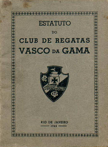 Estatuto do Club de Regatas Vasco da Gama 3820606e18e5e