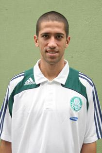 24/04/2009 - Meia Evandro, do Palmeiras, poderia vir para o Vasco 20090424evandropalmeiras