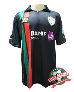 A marca já foi parceira da Penalty no desenvolvimento de uma terceira camisa  para a Portuguesa - o modelo 96922924bff53