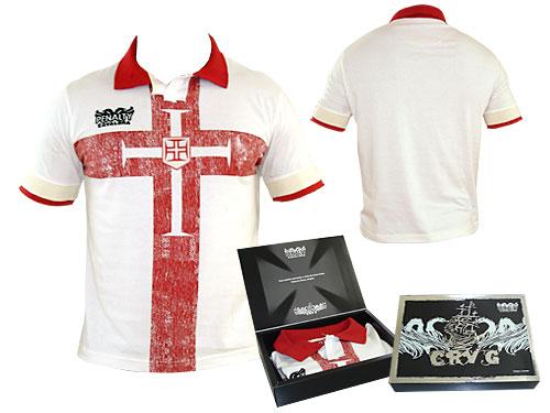 NETVASCO - <b>Versão 'retrô' da camisa nº 3 do Vasco à venda na Vasco  Boutique</b> - 29/04/2010 - QUI - 14:38