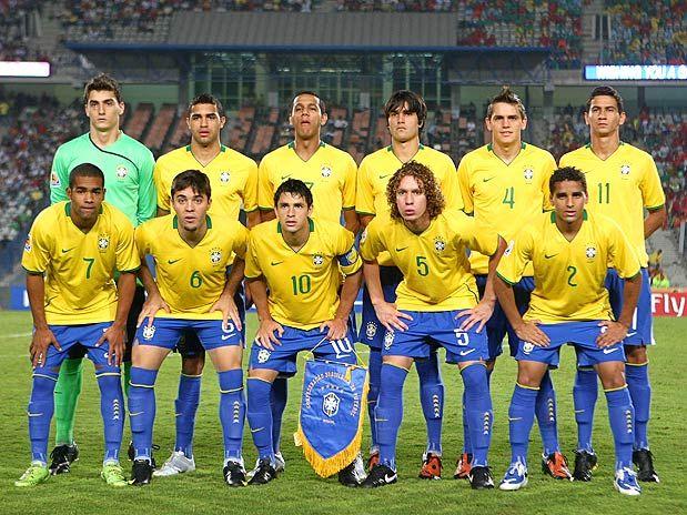 Sub 20: Onde Está A Seleção De 2014 Que O Brasil Imaginou Há Quase