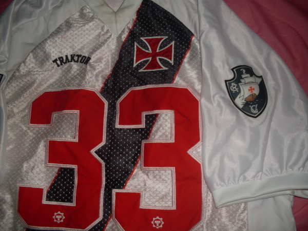 NETVASCO - Futebol Americano  Camisa do Vasco da Gama Patriotas está ... cf92acd13ea49