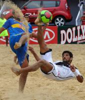 Vasco x Boca Juniors no Mundialito de Beach Soccer