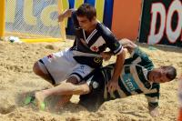 Final do Mundialito de Beach Soccer