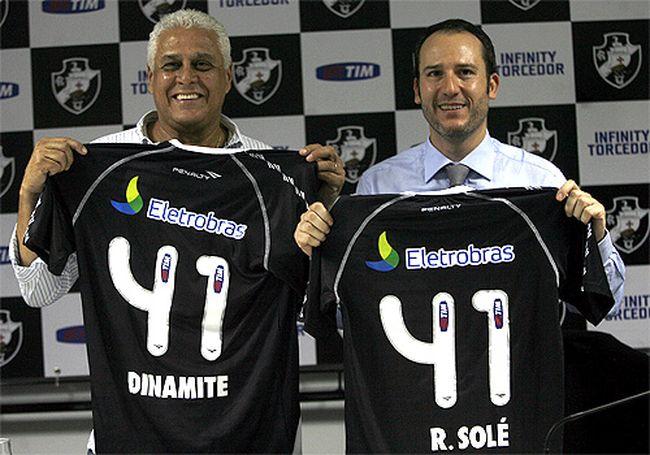 Veja como ficou a camisa do Vasco com o patrocínio da TIM - NETVASCO 2c3e9723eaf48