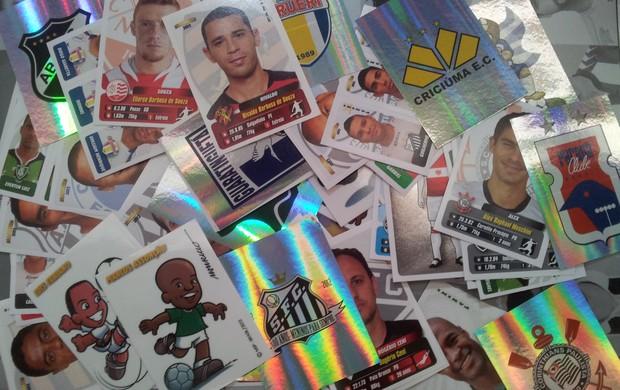ff0cddd946 Álbum de figurinhas do Campeonato Brasileiro é lançado - NETVASCO