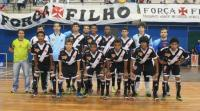 Matheus Índio em 2011 no Futsal do Vasco