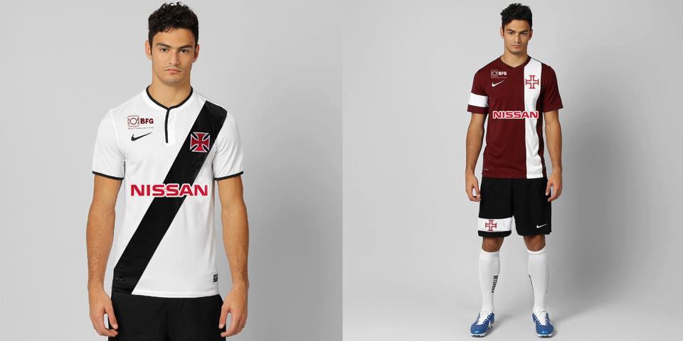 Fotos de supostas novas camisas do Vasco ecbfdecac19c8