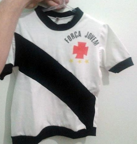 a9cf853815 Força Jovem Camisa 1979