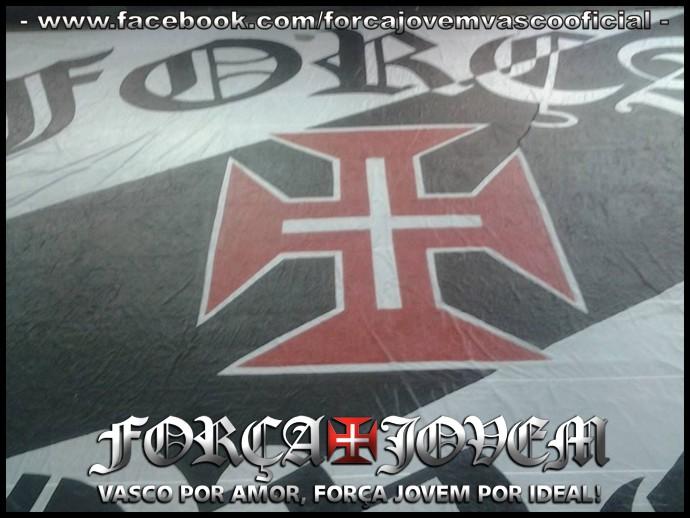 5647712bb4 Força Jovem apresenta novo bandeirão que estreia no domingo em ...