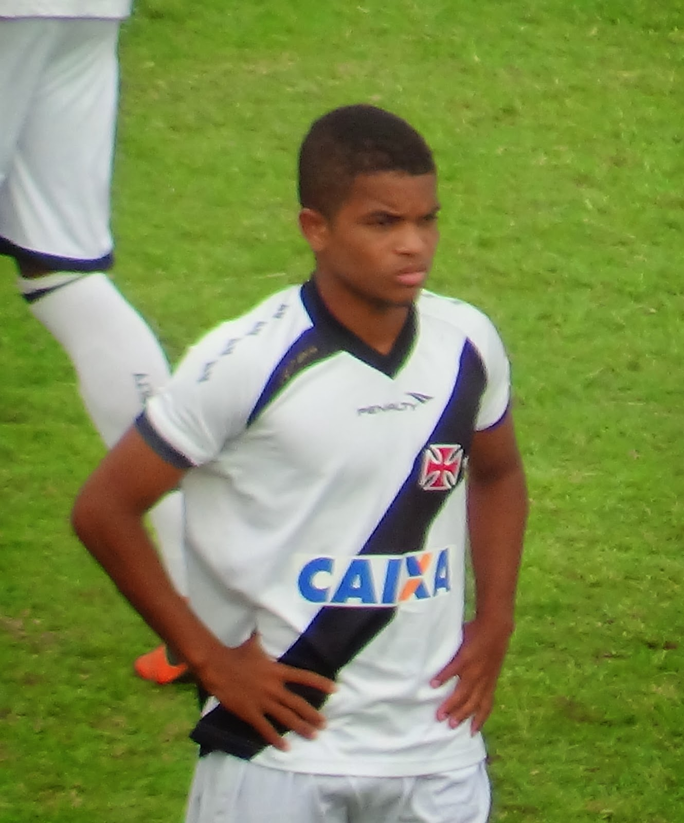 Juniores  Lateral-esquerdo Lorran comenta participação da Copa São ... c0635f7e7f07b