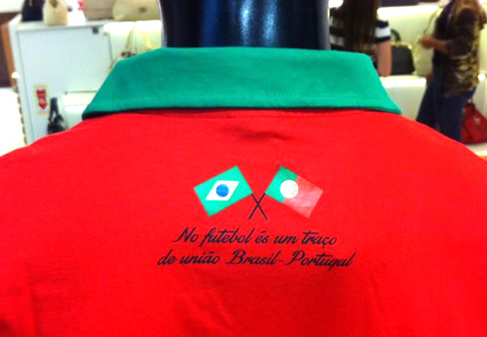 d7a8cb5bd2e67 Confira a camisa do Vasco em homenagem a Portugal - NETVASCO