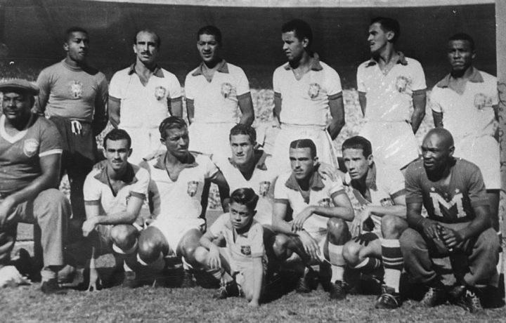Resultado de imagem para brasil 1950
