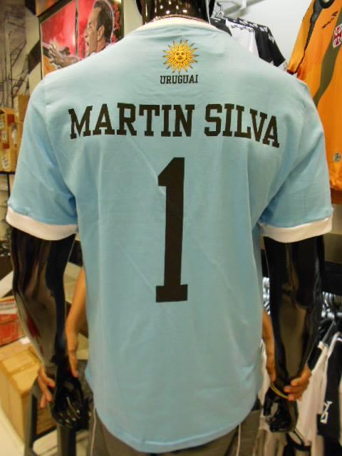 76704d26f5bca Confira mais fotos da camisa do Vasco em homenagem ao uruguaio Martín Silva  - NETVASCO