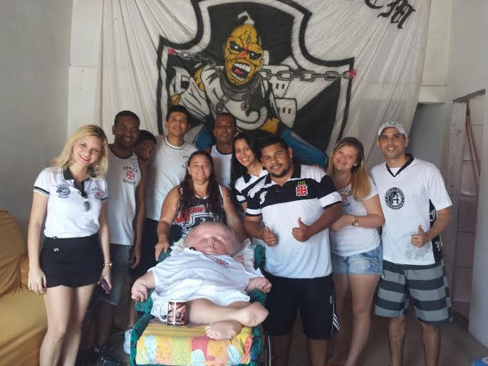 e7b20d534d Força Jovem 32ª Família Maranhão realizou ação social - NETVASCO