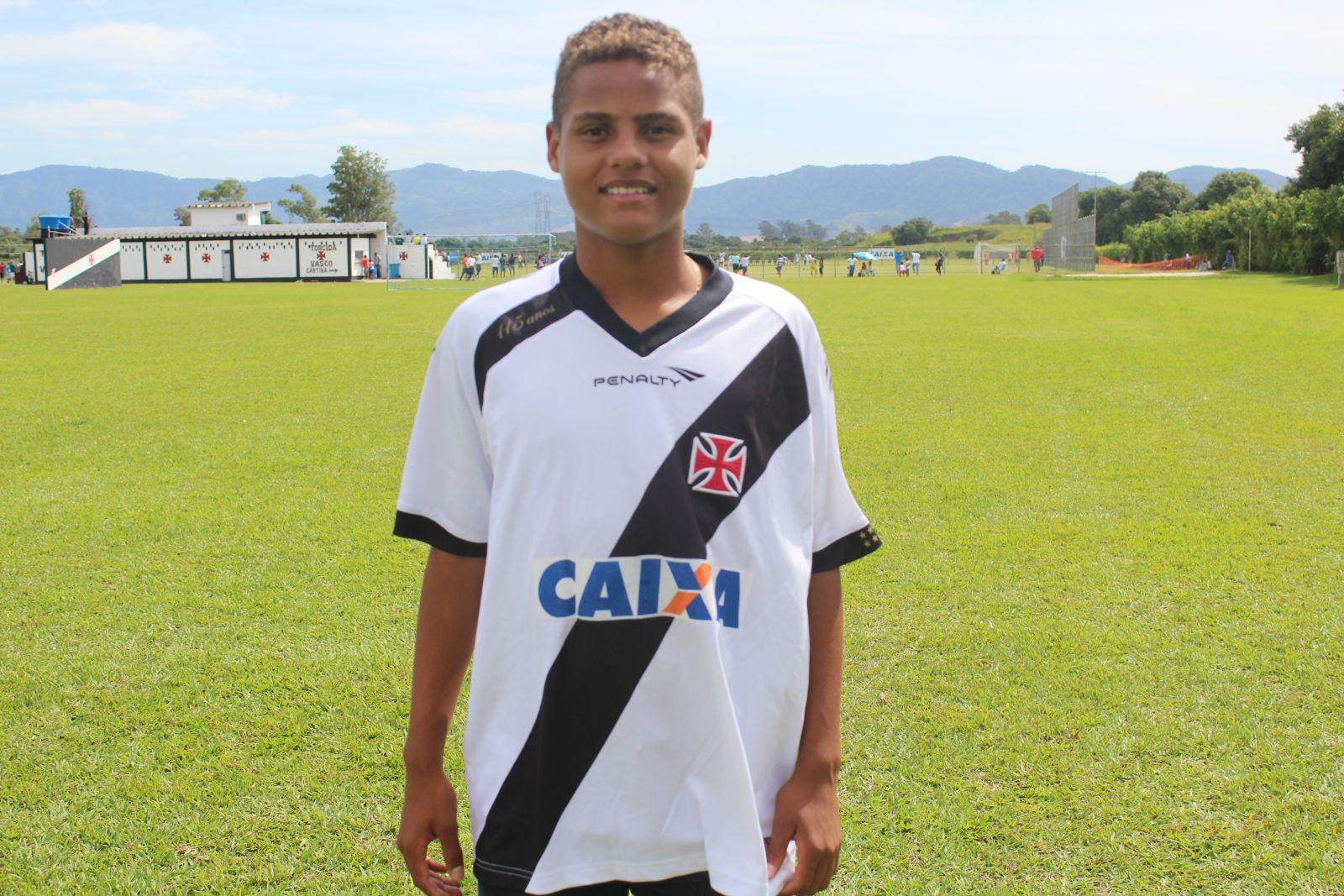 0056c5eaea Infantil  João Pedro e Lucão são convocados para a Seleção ...