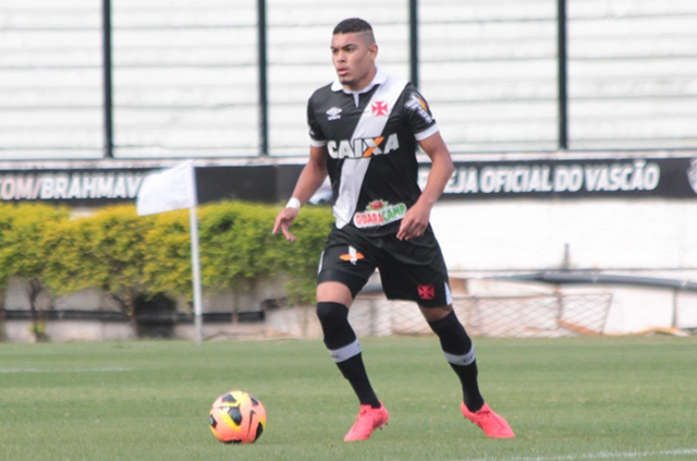 649638883d Juniores  Lucas Barboza é o dono da camisa 5 do Vasco - NETVASCO