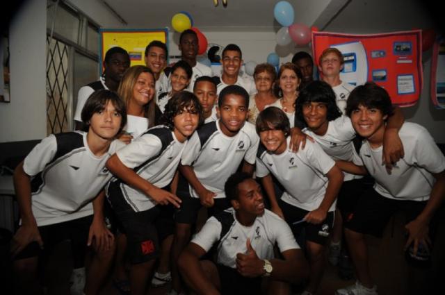 93ebaa3db5 Colégio Vasco da Gama completa 11 anos neste domingo - NETVASCO