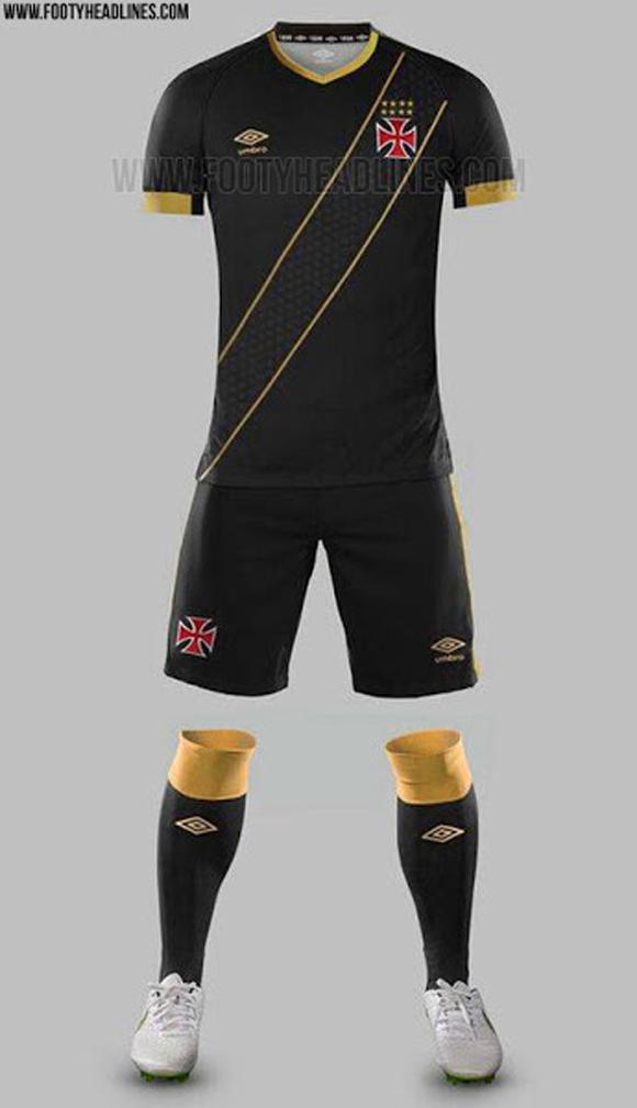 a0d4b47f09 Veja imagem de suposto uniforme 3 completo do Vasco