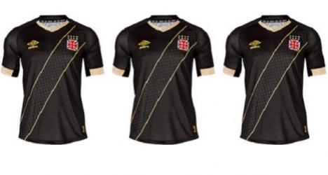 fdb250286d Gerentes de marketing do Vasco e da Umbro falam sobre a nova camisa ...