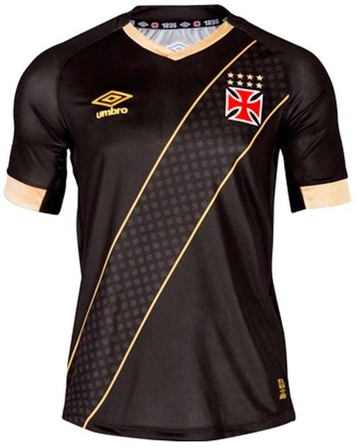 44efd70fc1 ... o Vasco deverá utilizar sua nova camisa 3 em seu jogo de estreia do  Campeonato Brasileiro