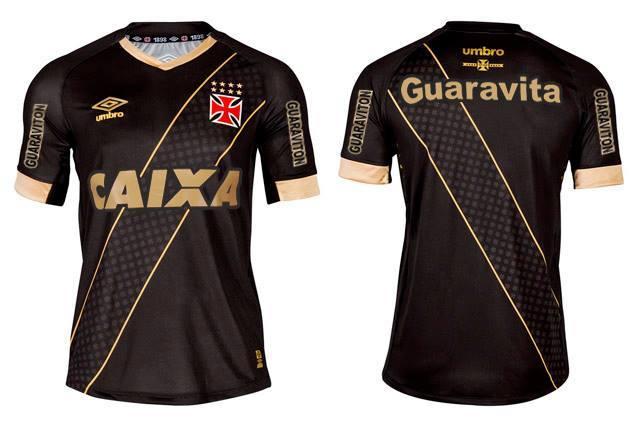 e5a878c752 Imagem da suposta camisa 3 que será usada contra o Goiás