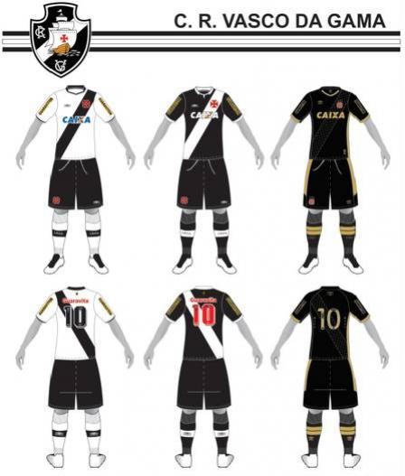 d2cdb6fbbb ... dos fornecedores de material esportivo e os patrocinadores. O Cadastro  tem no total 144 uniformes