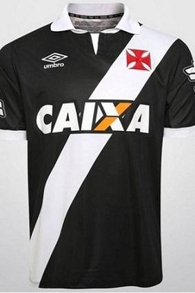 6a3f22bc34c0f Camisa do Vasco é a mais barata entre as dos clubes da Série A do ...