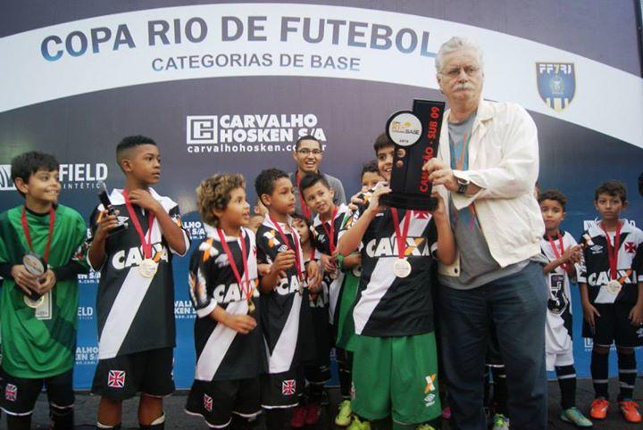 bb0f8b8ce4 Futebol 7 Base  Vasco é campeão da Copa Rio nas categorias Sub-9 e ...