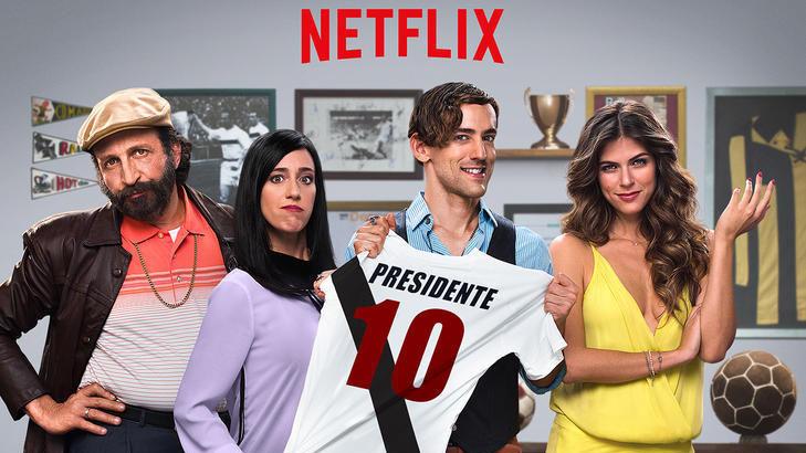 e3ee64ee78 Material promocional de série mexicana sobre futebol traz camisa ...