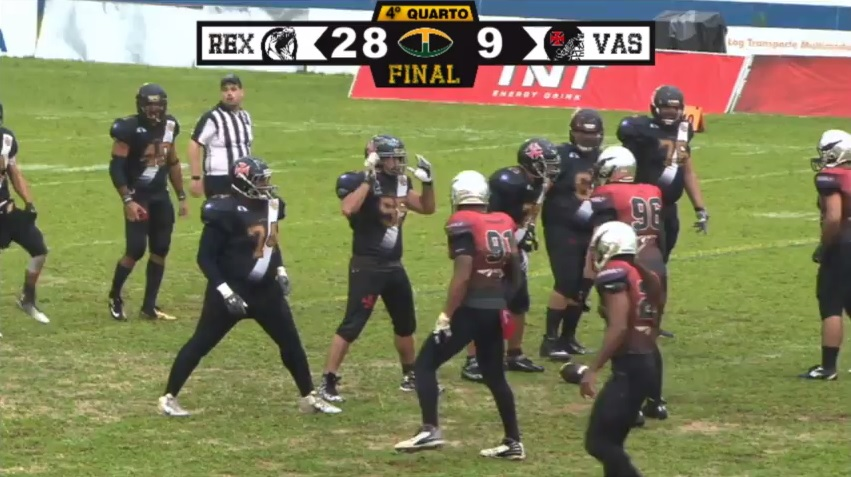 Futebol Americano  Vasco perde para o Timbó Rex-SC na final do Torneio  Touchdown  28 a 9 - NETVASCO bdfe2d72b94fa