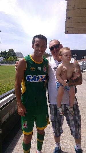 O elenco do Vasco ainda não está em Pinheiral para a pré-temporada f8c2d67a695b1
