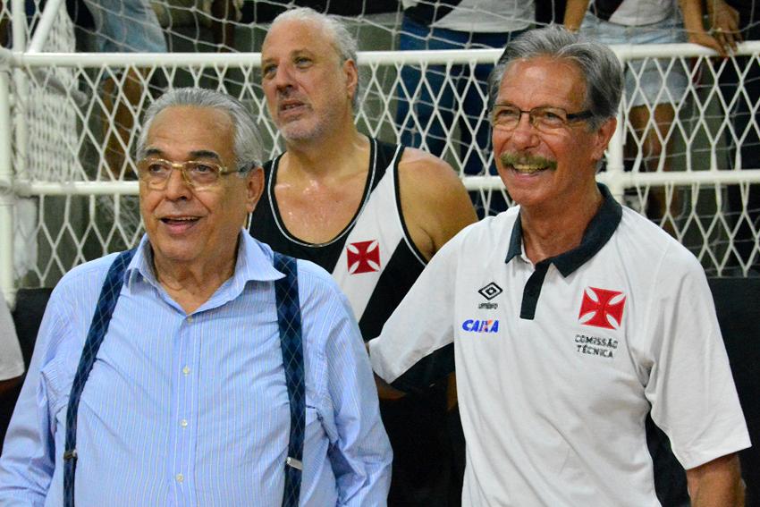 59b5fdfd7a Basquete  Veja fotos da reinauguração do ginásio do Vasco - NETVASCO