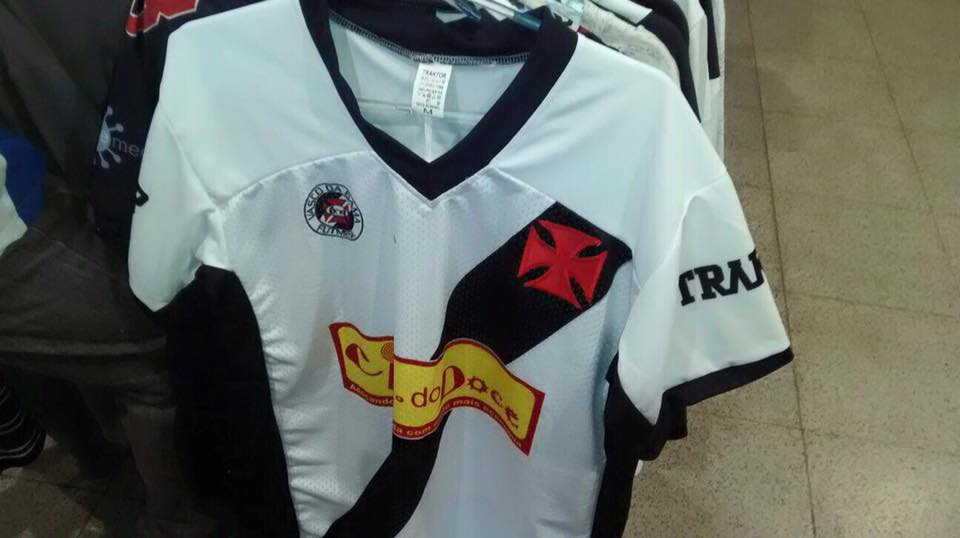 Futmesa  Camisa oficial do Vasco 0b6ad81728be7