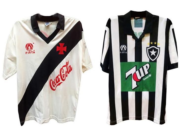 e1488c1366c12 Liga Retrô venderá camisa original usada por Sorato na final do ...