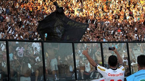 Campeão carioca, Vasco de Nenê vive grande momento