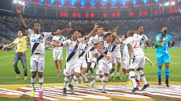 de399854bd5c8 Elenco do Vasco tem 22 jogadores que estiveram na campanha do ...