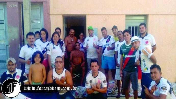 3962b99f87 Força Jovem 15ª Família Nova Friburgo e 41ª Família Ceará sub-sede ...