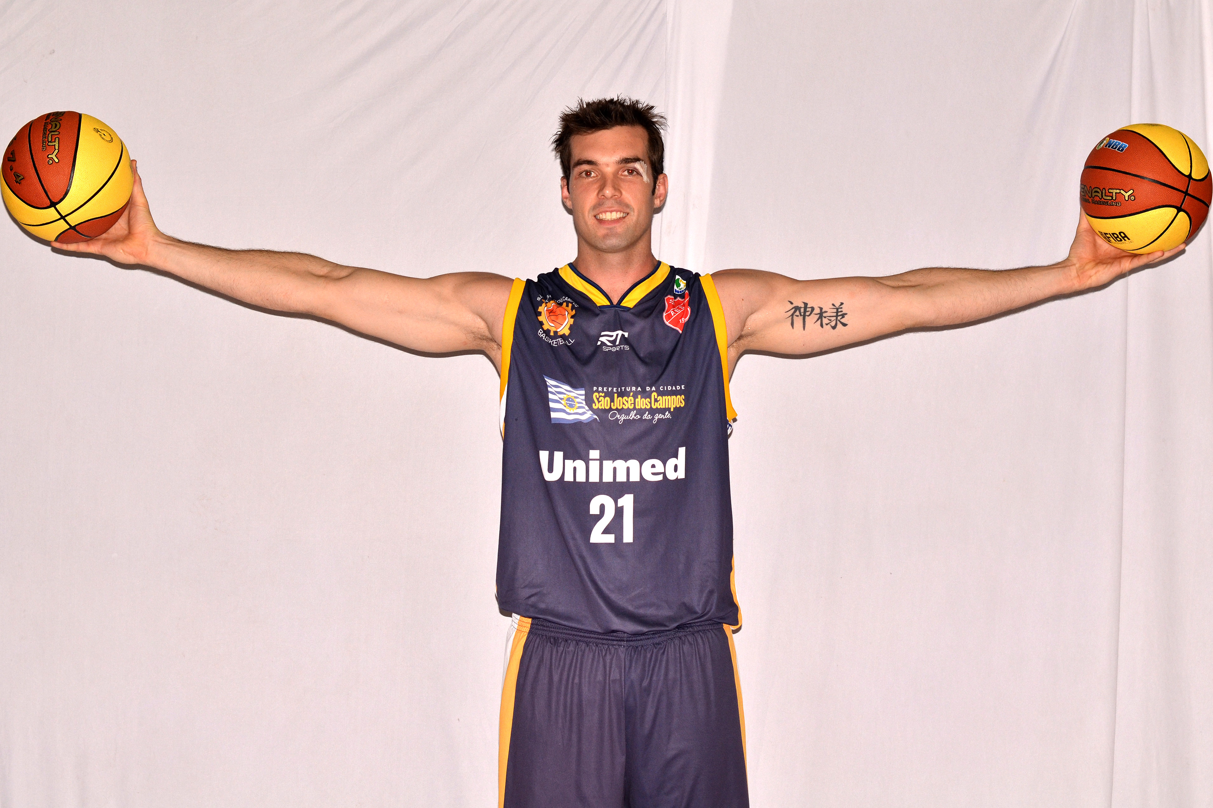 Resultado de imagem para murilo becker basquete