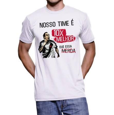 Frase histórica de Edmundo zoando o Urubu vira camisa produzida por ... 5ede0264ccd60