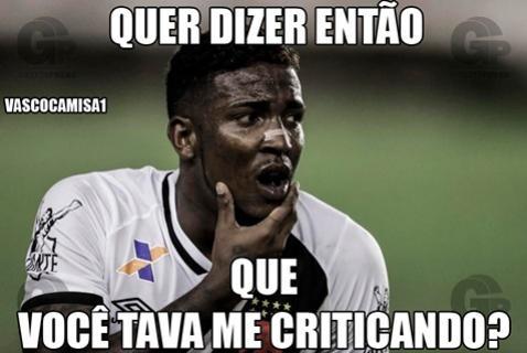 Veja Memes Da Vitória Do Vasco Sobre O Criciúma Netvasco