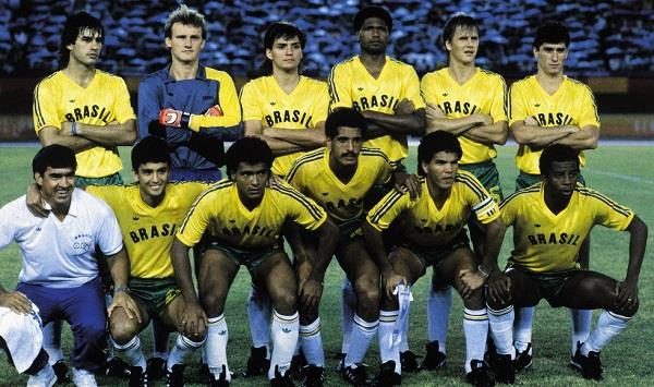 Seleção Olímpica de 1988 em Seul - Coréia do Sul 35b68483189b0