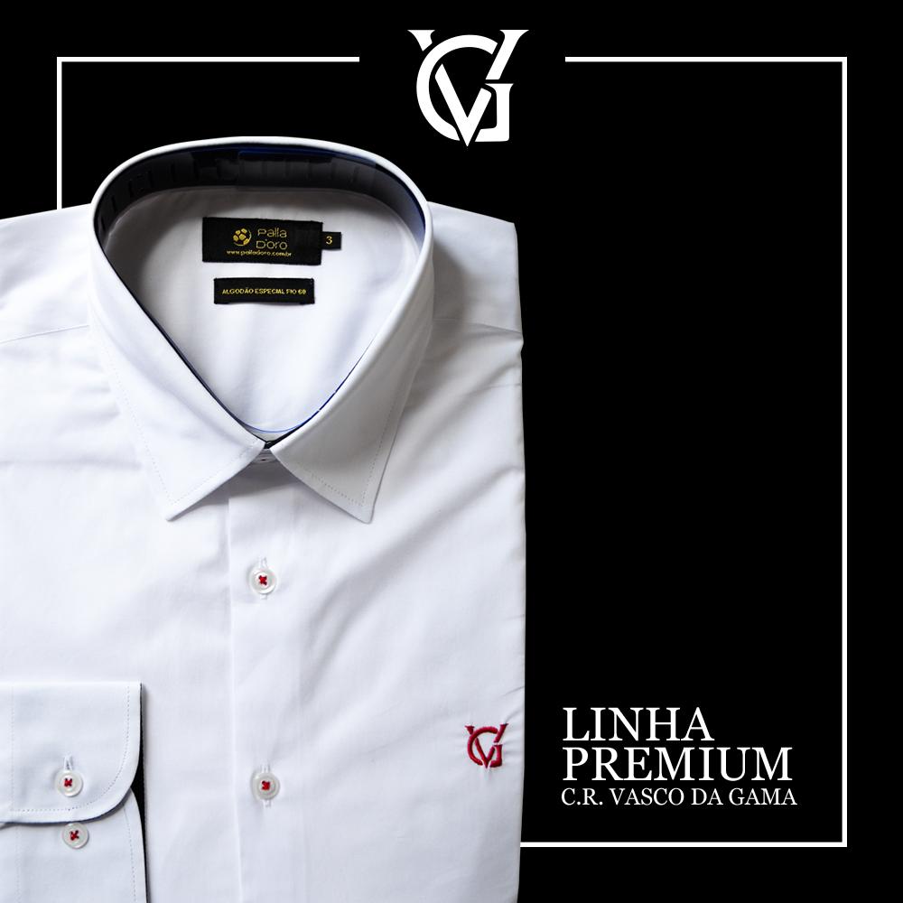 Vasco lança linha de camisas premium com a marca VG - NETVASCO e9ba1cfdfa2a7