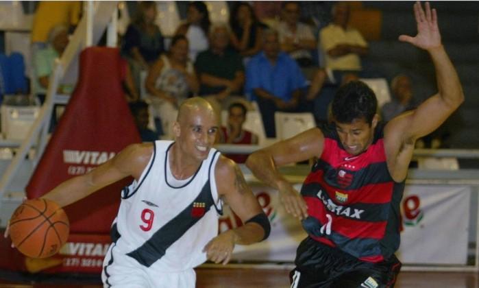 3d6162b59bbfe Basquete  Vasco enfrenta Urubu às 14h deste domingo pelo ...