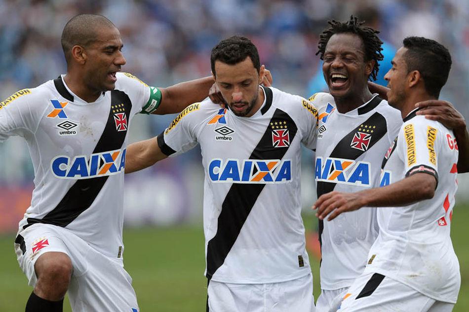 bafcba5a46e34 Vasco teve a 11ª maior folha salarial do futebol brasileiro em 2015 ...