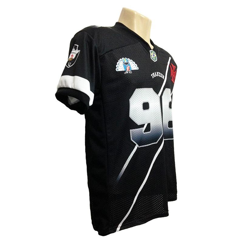 32eeee8c63 Futebol Americano  Nova camisa do Vasco da Gama Patriotas já está à venda