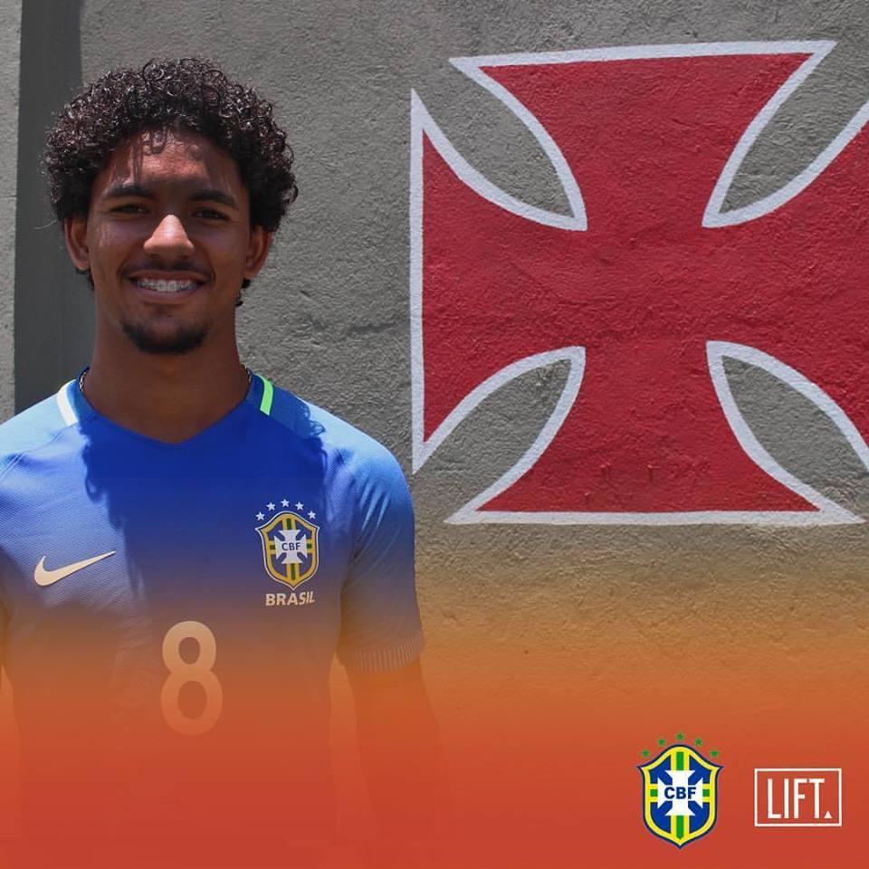 Douglas Luiz fala sobre apresentação à Seleção Sub-20 8aefef15387d6