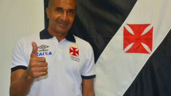 Técnico Cristóvão Borges volta ao Vasco